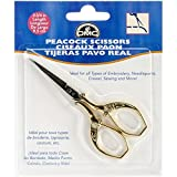 DMC 61253 Peacock Embroidery Scissor, 3 ¾ inches
