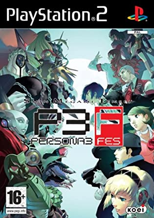 Persona 3 FES (PS2): Amazon.co.uk: PC & Video Games