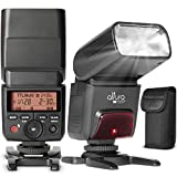 Camera Flash for Nikon by Altura Photo - AP-305N 2.4GHz I-TTL Speedlite for DSLR and Mirrorless