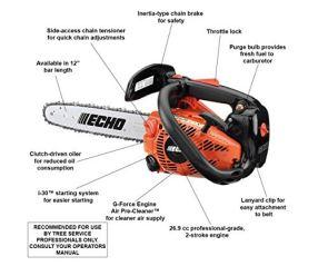 ECHO-CS-271T-12-In-Chainsaw