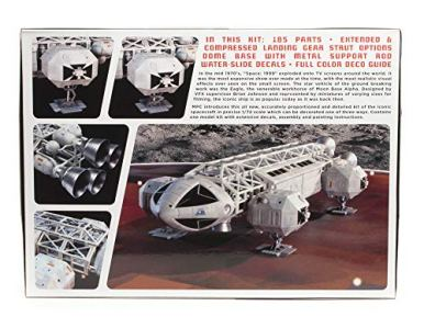 MPC-Space1999-Eagle-Transporter-172-Scale-14-Long-Space-Ship-Replica-Model-Kit