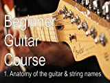 The Anatomy Of The Electric and Acoustic Guitar - Learning The String Names