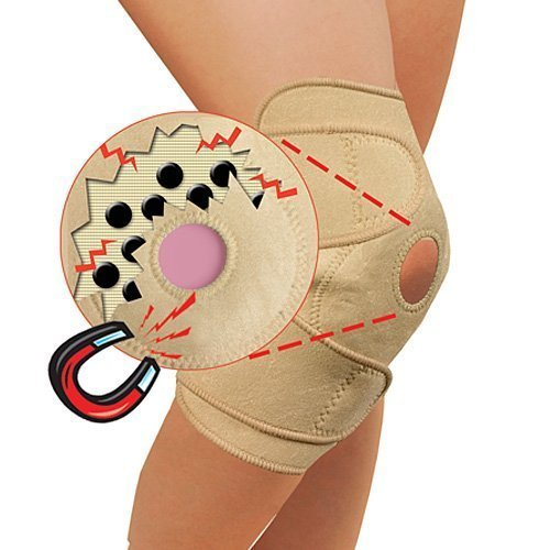 Magnet Therapy Knee Brace Support - Increase Blood Circulation & Reduce Pain