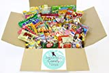 37 Japanese Candy and Snack Okashi Set with original Japanese Candy Ninja sticker