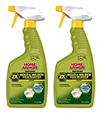 Home Armor FG502 Instant Mold and Mildew Stain Remover, Trigger Spray 32-Ounce