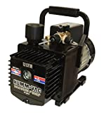 Uniweld HVP12 Pump, Vacuum Pump, Rotary Vane, 12.0 CFM, 115/220VAC, 2 Stage