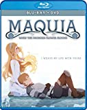 Maquia: When The Promised Flower Blooms (Blu Ray+DVD Combo) [Blu-ray]