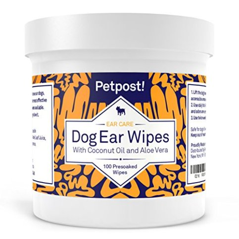 Petpost-Pet-Ear-Cleaner-Wipes-for-Dogs-and-Cats-100-Ultra-Soft-Cotton-Pads-in-Coconut-Oil-Solution-Treatment-for-Irritation-Dog-Cat-Ear-Mites-Pet-Ear-Infections