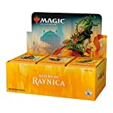 Magic: The Gathering Guilds of Ravnica Booster Box | 36 Booster Packs (540 Cards)