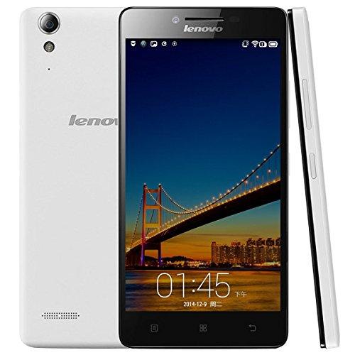 Lenovo Lemon K3 K30-T 5.0 inch TFT IPS Screen Android OS 4.4 Unlock Smart Phone Qualcomm Snapdragon 410 MSM 8916 Quad Core 1.2GHz ROM 16GB RAM 1GB GSM Network (White)