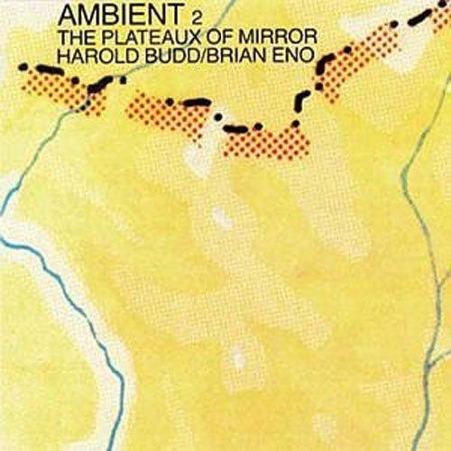 Ambient 2/The Plateaux of Mirror: Bowen Eugène, Budd Harold: Amazon.fr: Musique
