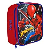 Personalized Licensed Lunch Bag (Spiderman)