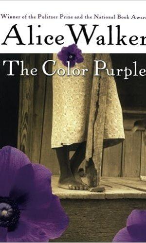 Color Purple Book Cover