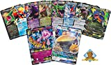Golden Groundhog 10 Oversize Pokemon Cards! No Duplication - A Mix of EX and GX Ultra Rare