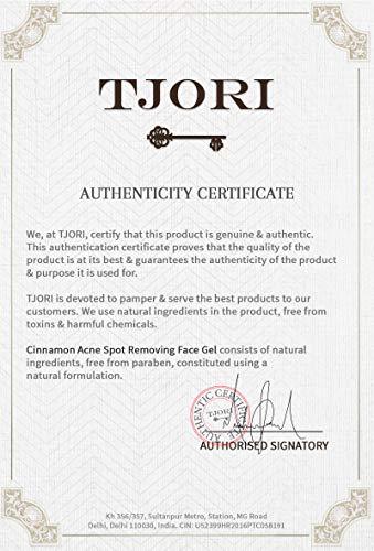 51d42mFGPDL Tjori Acne Spot Removing Cinnamon Face Gel 50 gm