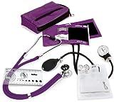 Prestige Medical Sprague/Sphygmomanometer Nurse Kit, Purple