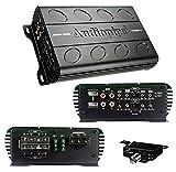 Audiopipe Mini Amplifier 4 Channel 1300 Watts mAX
