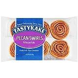 Tastykake Pecan Swirl Cinnamon Danish Sweet Rolls 4 Packages