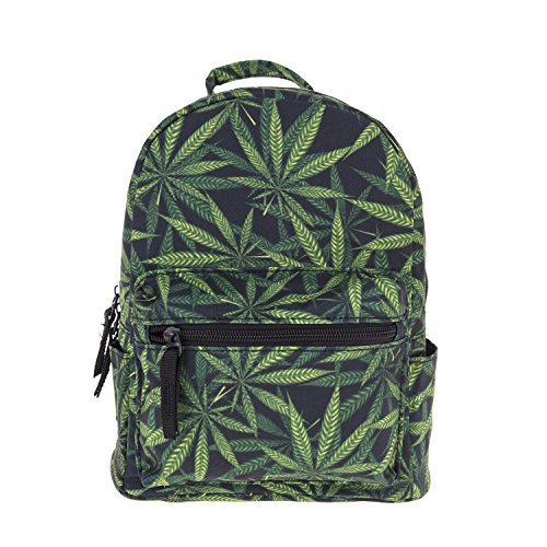 3D cute mini pack bag for girls kids baby children Backpack and for adult Backpack purse 10-inch (foliage)