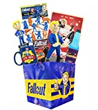 Toynk Fallout LookSee Box with Nanoforce Figures Cable Guy Nuka Cola by Jones Soda