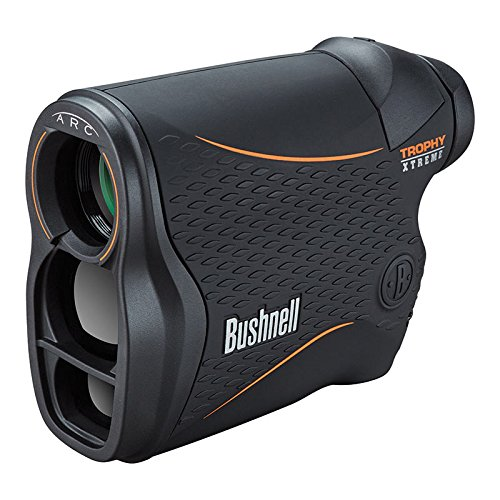 Bushnell Trophy Xtreme Laser Rangefinder with Arc, Matte Black