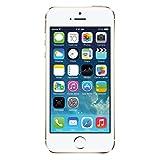 Apple iPhone 5S, GSM Unlocked, 64GB - Gold (Renewed)