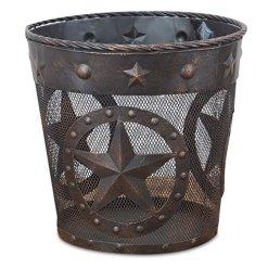 Western Star Wastebasket