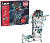 K'NEX Thrill Rides - Cobweb Curse Roller Coaster Building Set - 473Piece - Ages 9+ Construction Educational Toy Building Set