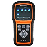 FOXWELL NT630 Elite OBD2 Scanner ABS SRS Code Reader Automotive OBD II ABS Airbag Diagnostic and Active Test Scan Tool