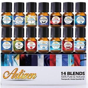 Top 14 Blends Essential Oils Set