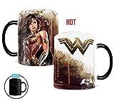 Batman v Superman Heat-Activated Morphing Mug (Wonder Woman)