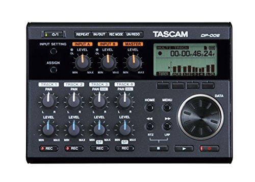 Tascam DP-006 Digital Portastudio Multitrack Recorder