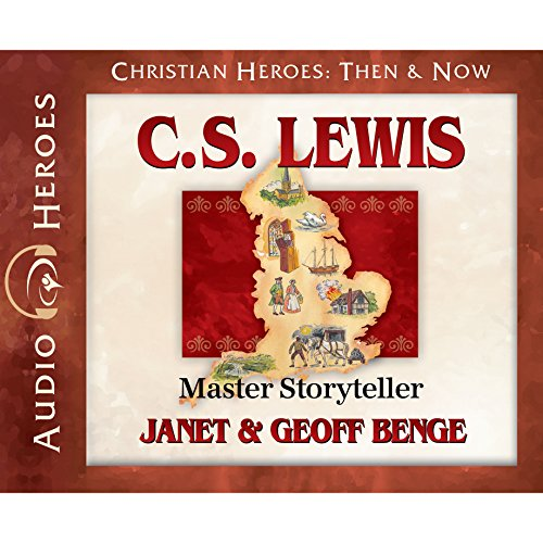 C.S. Lewis Audiobook: Master Storyteller (Christian Heroes: Then & Now) Audio CD - Audiobook, CD