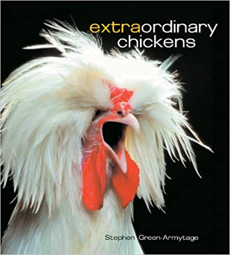 Bookcover of Extraordinary Chickens