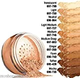 Avon Ideal Flawless Loose Powder Ginger