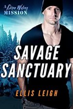 Savage Sanctuary by Ellis Leigh