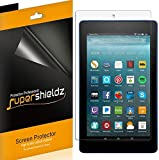 [3-Pack] Supershieldz Anti-Glare & Anti-Fingerprint (Matte) Screen Protector for All-New Fire HD 8 Tablet 8' (8th/7th Generation - 2018/2017 Release) + Lifetime Replacement