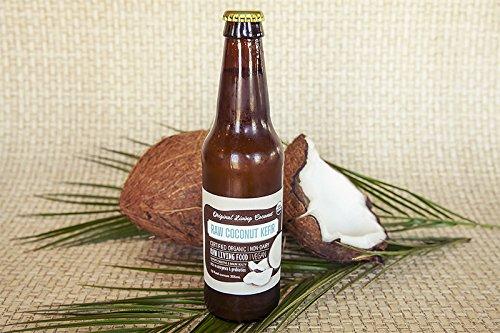 Raw Coconut Kefir