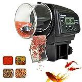 Fish Feeder, Automatic Fish Feeder, eBoTrade Aquarium Tank Auto Fish Food Timer Batteries Included 800EB
