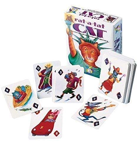 Gamewright Rat-A-Tat-Cat