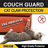 COUCH GUARD Upholstery CAT Claw Protector. Includes 2 SELF-Adhesive Protectors 24' Long x 8' Wide