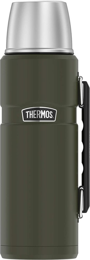 Thermos King Beverage Bottle Review