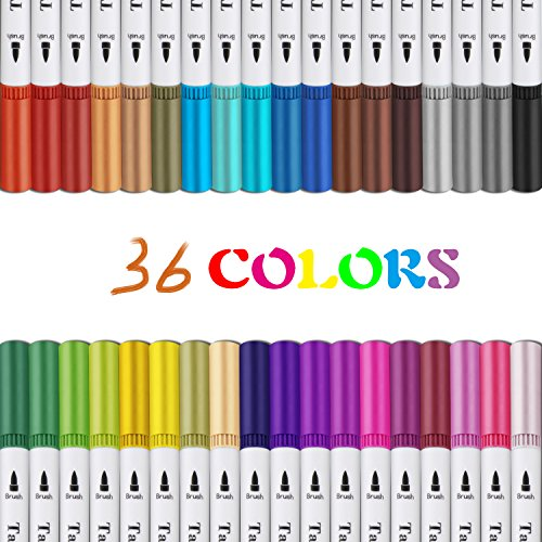 Top 10 Best Markers For Adult Coloring Books - Best of 2018 Reviews ...