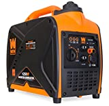 WEN 56125i Super Quiet 1250-Watt Portable Inverter Generator, CARB Compliant