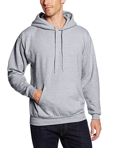 Hanes Men's Pullover EcoSmart Fleece Hooded Sweatshirt 14 Fashion Online Shop gifts for her gifts for him womens full figure