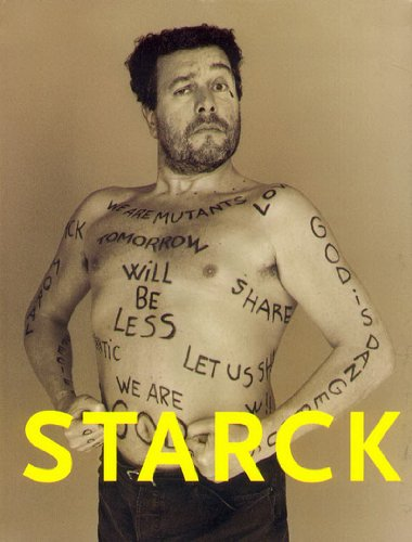 Philippe Starck book cover