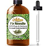 Artizen Fir Needle Essential Oil (100% Pure & Natural - UNDILUTED) Therapeutic Grade - Huge 1oz Bottle - Perfect for Aromatherapy, Relaxation, Skin Therapy & More!