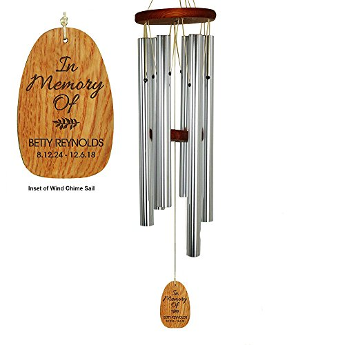 memorial Wind Chimes – GiftsForYouNow In Loving Memory Wind Chimes