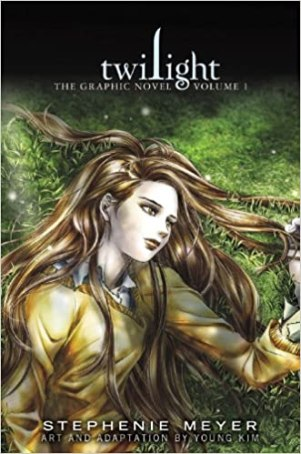 Image result for Twilight: the graphic novel