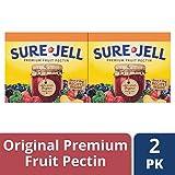 Sure Jell Premium Fruit Pectin (1.75 oz Jars, Pack of 4)